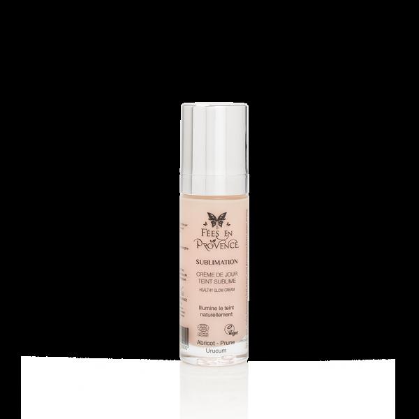 Sublimation cream guarantees you a naturally sublime complexion