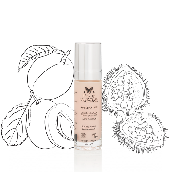 Cream that naturally illuminates your skin